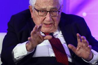 Kissinger: Războiul comercial între SUA și China ar putea degenera într-un război real
