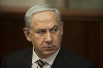 Premierul israelian Netanyahu, evacuat de urgență în urma unui anunț de atac iminent