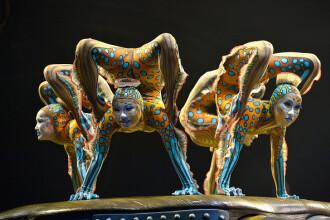 Spectacol Cirque du Soleil, inspirat de Greta Thunberg. Unde va fi prezentat