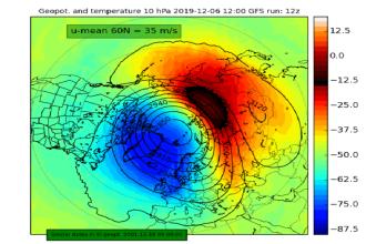 Temperaturile din stratosfera Siberiei cresc cu până la 40 grade. Cum e afectată vremea în Europa