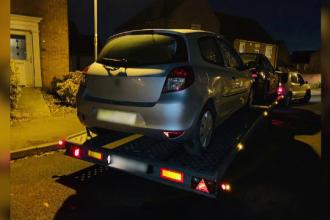Zeci de români din Marea Britanie își caută mașinile. Cum au fost păcăliți de compatrioţi