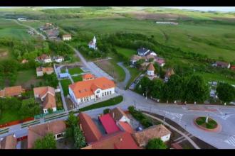 Comuna din România declarată
