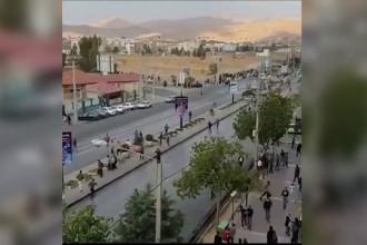 Peste 100 de morți în urma protestelor din Iran. Se va organiza o acțiune proguvernamentală