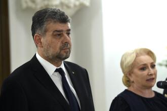 Liderul interimar al PSD dă vina pe Dăncilă.