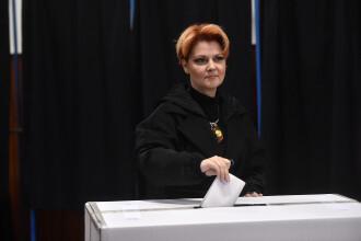 """Olguța Vasilescu a pierdut alegerile la ea acasă. Actrița Oana Pellea: """"Bravooo Dolj"""""""