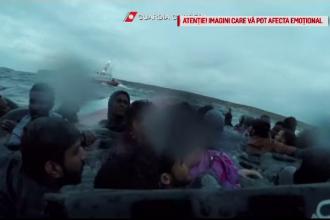 Operațiune de salvare dramatică a autorităților italiene. 150 de migranți, în pericol