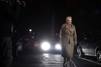 Viorica Dăncilă a demisionat. Ciolacu devine președinte interimar al PSD. Primele declarații