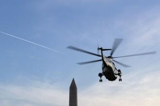 Panică la Casa Albă după depistarea unui obiect neidentificat pe radar. Ce era de fapt