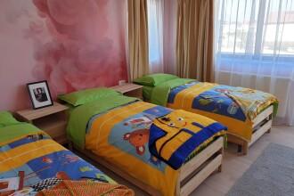 Cum arată noua casă pentru copiii bolnavi, MagicHome Fundeni, construită cu donații