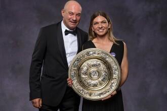 Simona Halep s-a despărţit de antrenorul Daniel Dobre. Mesajul sportivei