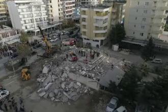 Momente tragice în Albania. Logodnica fiului premierului, îngropată alături de părinți și frate