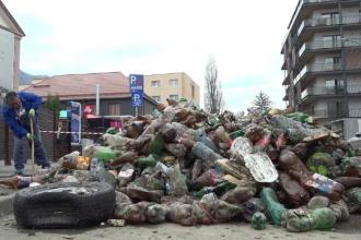 Canalizările din România, în stare deplorabilă. Ce obiecte aruncă românii