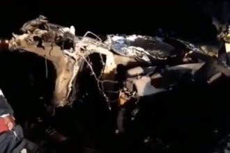 Un tânăr de 24 de ani a murit după ce a derapat cu maşina şi a intrat într-un copac, în Olt