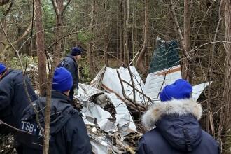Un avion de mici dimensiuni s-a prăbușit în Canada. Cel puțin șapte morți