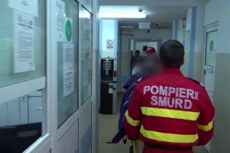 Un bebeluș din Sibiu, lovit cu drujba de soțul mamei sale. În ce stare se află