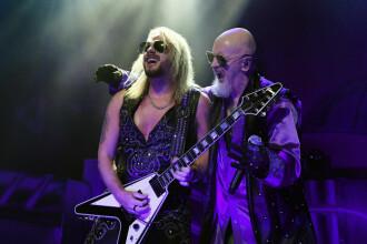 Trupa Judas Priest concertează la București în iulie 2020. Cât costă biletele