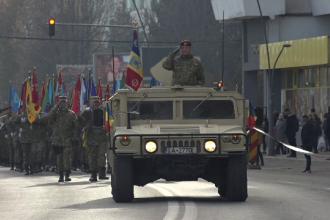 Parada militară de 1 Decembrie de la Alba Iulia. Surprizele pregătite de organizatori