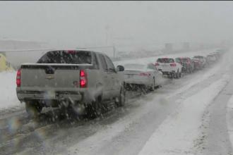 Țara în care zeci de milioane de oameni sunt afectați de furtunile de zăpadă