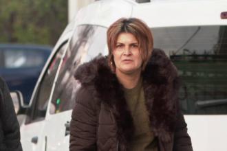 Familia Luizei Melencu, protest în faţa sediului DIICOT