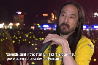 """Artiștii care s-au îndrăgostit de România după ce au venit la UNTOLD: """"Iubesc să vin aici"""""""