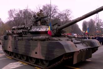 VIDEO. Imagini spectaculoase de la repetițiile pentru parada de 1 Decembrie din București