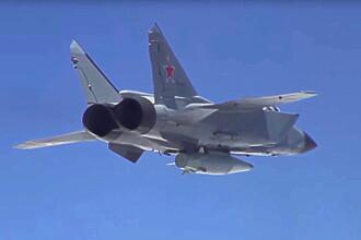 Rusia a testat o rachetă