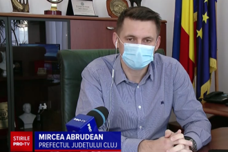 Interviu cu prefectul Clujului. Abrudean afirmă că numărul de teste a dus județul pe locul 2 la infectări