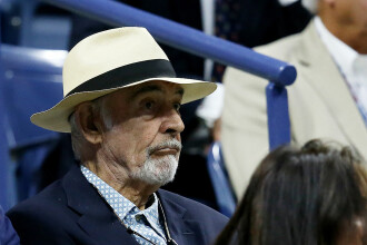 Sean Connery suferea de demenţă, a dezvăluit soţia actorului