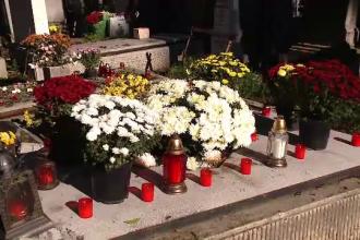 """Sărbătoare de comemorare a morților, în Transilvania. """"E important să ne amintim de ei întodeauna"""""""