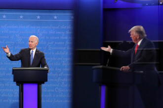 Ai mai multe în comun cu Donald Trump sau cu Joe Biden? Busola electorală creată de cercetătorii UBB