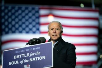 Rezultate alegeri SUA 2020. Joe Biden a câștigat alegerile și va deveni al 46-lea președinte al Statelor Unite