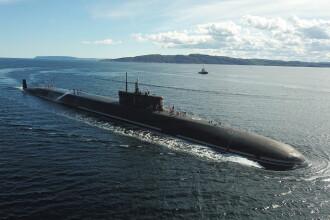 Submarinul construit de Coreea de Nord care poate lansa rachete balistice, reperat de serviciile de informații sud-coreene