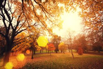 Vremea azi, 15 noiembrie. Soare și temperaturi ridicate pentru această perioadă