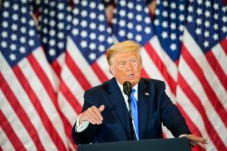"""Donald Trump nu renunță să creadă că va fi din nou președintele SUA: """"Timpul ne va spune"""""""