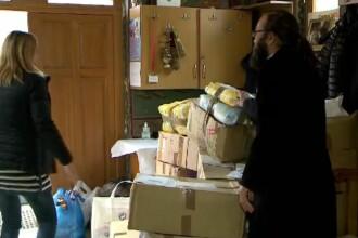 Părintele Dan Damaschin din Iaşi strânge cadouri pentru Crăciunul a 7.000 de copii nevoiași