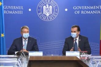 Iohannis a cerut noi măsuri: toate şcolile, închise, circulaţie restricţionată noaptea, magazine deschise doar până la 21