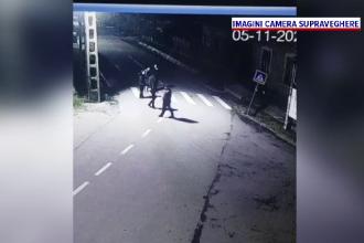 Tinerii dintr-un sat din Bihor au distrus toate semnele de circulaţie, fără să ştie că sunt filmaţi