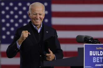 Mesajele de felicitare transmise lui Joe Biden, cel de-al 46-lea președinte al SUA