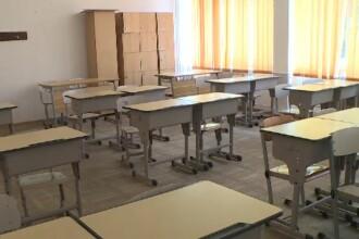 Ministerul Educaţiei şi cel al Sănătăţii vor publica ordinul cu normele sanitare pentru școli astăzi