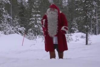 Pandemia a schimbat lucrurile în orașul lui Moș Crăciun. Vor fi cu 90% mai puțini turiști în Rovaniemi