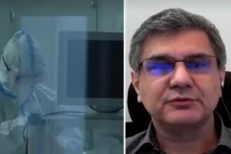 """Un epidemiolog recomandă lockdown total în România: """"Sunt foarte îngrijorat, am putea ajunge la 250 decese pe zi"""