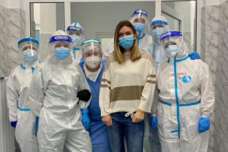 Simona Halep s-a vindecat de Covid-19 în 2 săptămâni