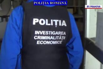 Aproape 5 tone de alcool, descoperite de polițiștii din Prahova, în urma unor percheziții la sediile mai multor firme