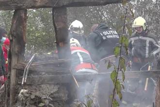 Un bărbat de 62 de ani din Mureș a fost găsit carbonizat în casă