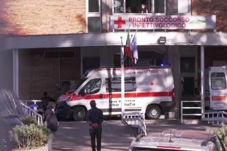 Italia se îndreaptă către carantină totală. Spitalele sunt copleşite de numărul mare de pacienţi cu Covid