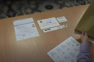 GHID VIDEO. Cum vor vota românii din străinătate prin corespondență