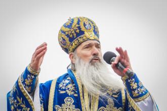 Arhiepiscopul Tomisului nu a purtat mască la slujba de Crăciun. Reacția prefectului Constanței