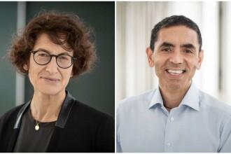 Cine sunt cei doi soți care au creat vaccinul anti-Covid-19 Pfizer, cu 90% eficiență în combaterea virusului