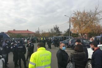 Ministrul Mediului, în descindere alături de Garda de Mediu la arderile de deșeuri de la Sintești