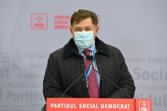 """Alexandru Rafila: PSD a convins românii că are """"soluții"""", iar obiectivul imediat e un guvern """"stabil"""""""